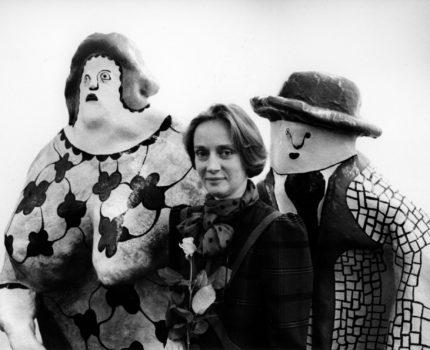 Niki de Saint Phalle i jej związek z Diorem