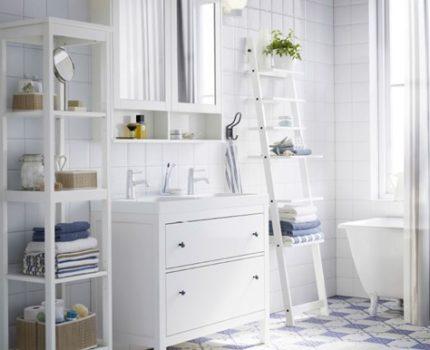 Ikea drabinka – dlaczego warto na nią postawić?