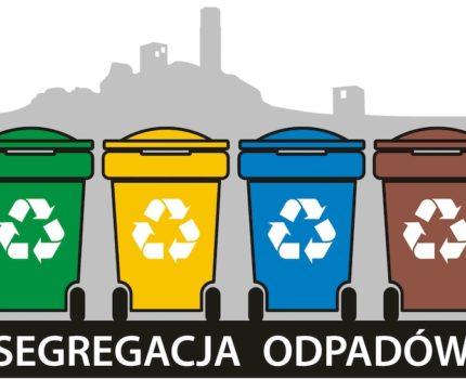 Śmieci dobrze podzielone